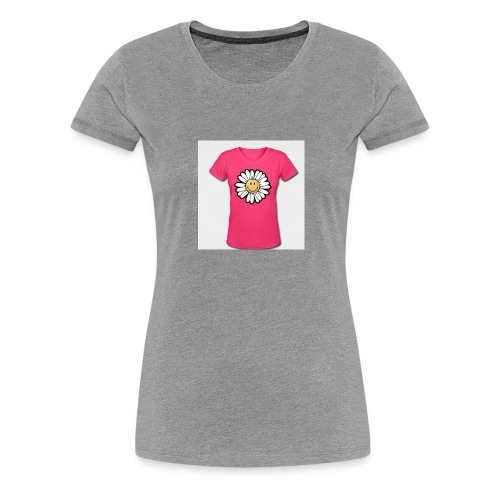 sunflower tee - Women's Premium T-Shirt