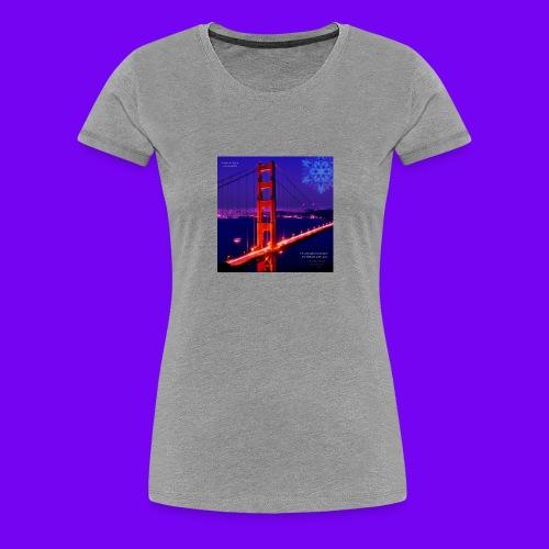 i'll alway$ remember chri$tma$ with you - Women's Premium T-Shirt
