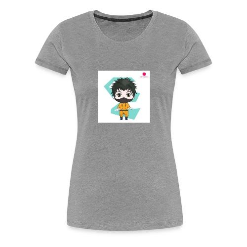 The mini x vampire logo - Women's Premium T-Shirt