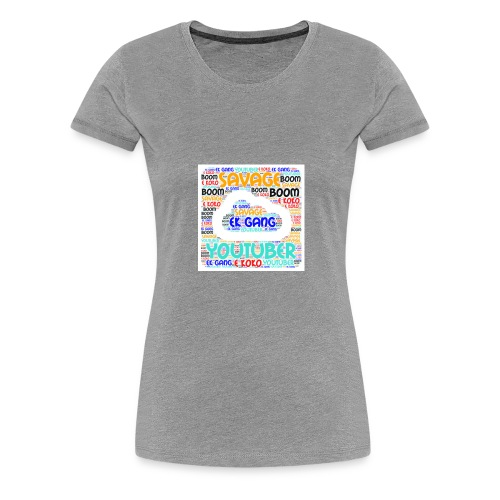 Clout - Women's Premium T-Shirt