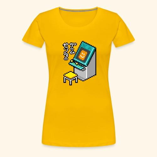 candy c - Women's Premium T-Shirt