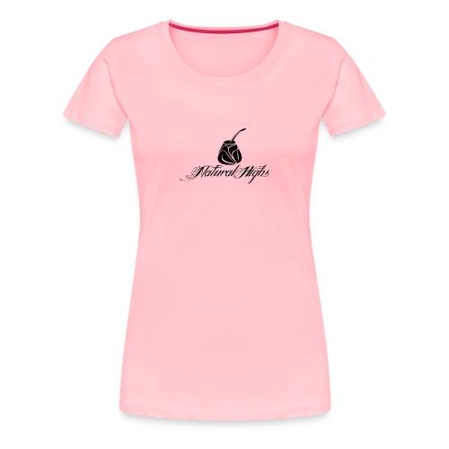 Natural Highs - Women's Premium T-Shirt
