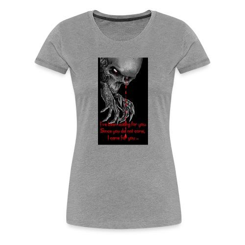 I´ve been waiting 4 U - Women's Premium T-Shirt