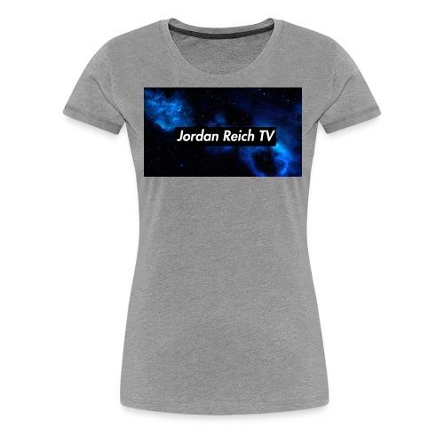 Jordan Reich TV - Women's Premium T-Shirt