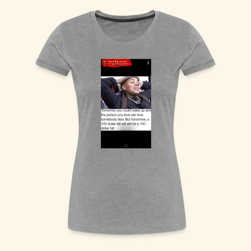 DTB - Women's Premium T-Shirt