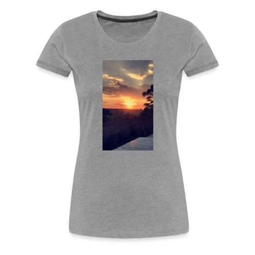 5C4284AC 5075 4092 890A 8BDC0E0E6A27 - Women's Premium T-Shirt