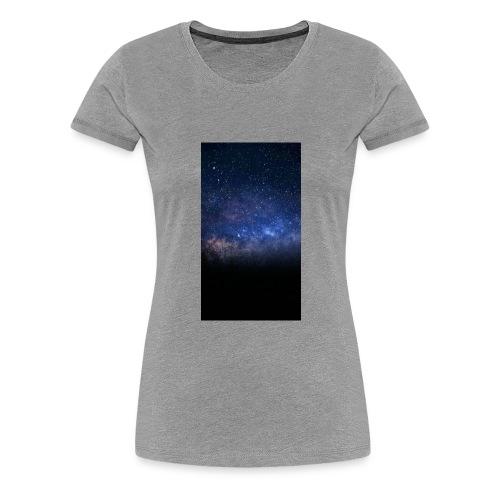 starlet night - Women's Premium T-Shirt
