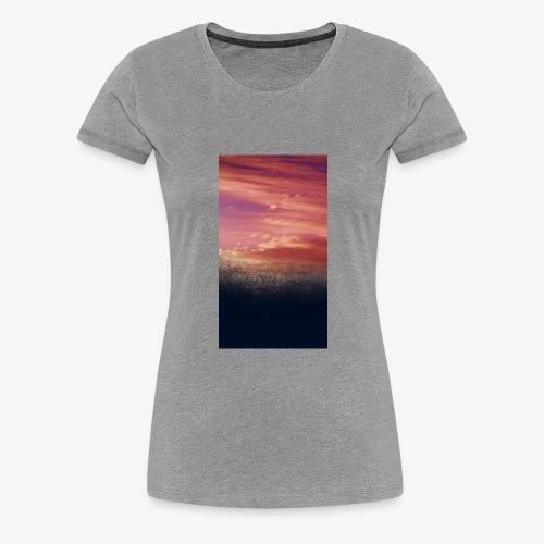 sunset - Women's Premium T-Shirt