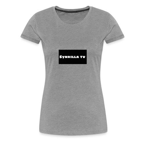 BA074B93 ECF5 4DC1 9723 929F9E8C9793 - Women's Premium T-Shirt