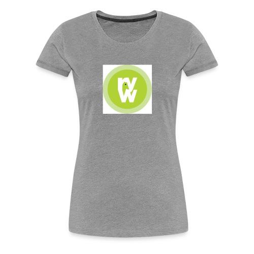 Recover Your Warrior Merch! Walk the talk! - Women's Premium T-Shirt