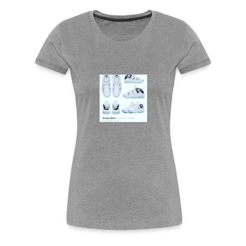 04EB9DA8 A61B 460B 8B95 9883E23C654F - Women's Premium T-Shirt