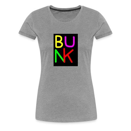 neon bunk - Women's Premium T-Shirt