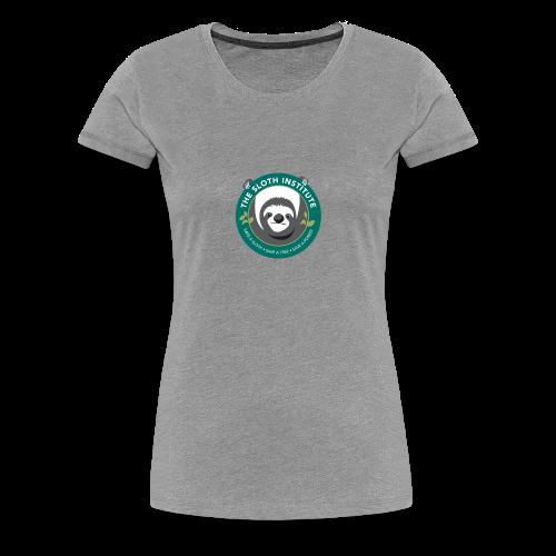 TSI Logo - Women's Premium T-Shirt