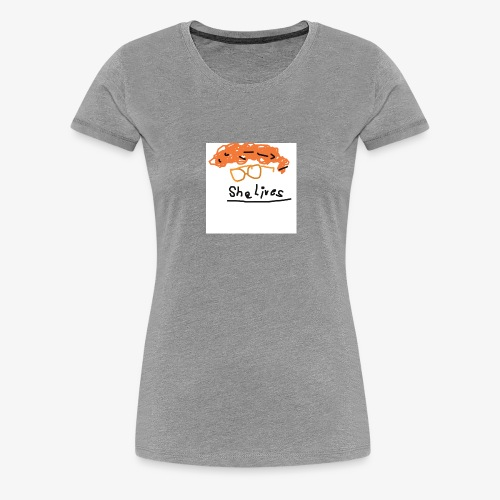 barb lives - Women's Premium T-Shirt