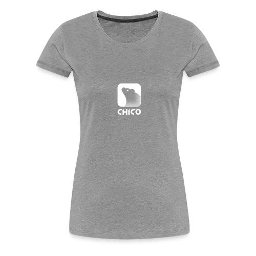 Chico's Logo with Name - Women's Premium T-Shirt