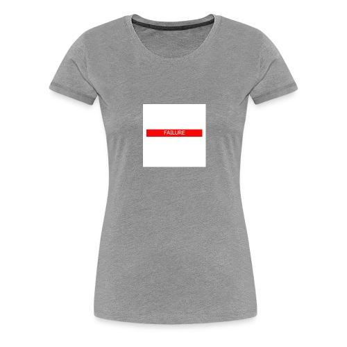 Failure Merch - Women's Premium T-Shirt
