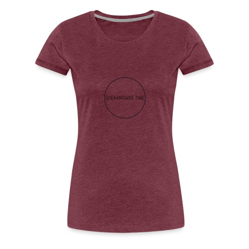 LOGO ONE - Women's Premium T-Shirt