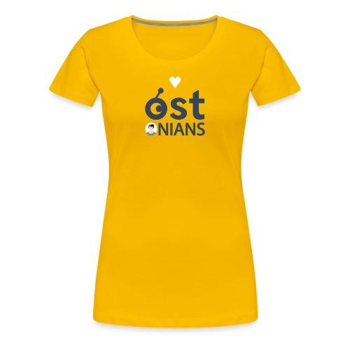 <3 OSTonians - Women's Premium T-Shirt