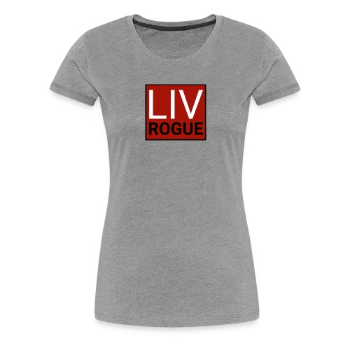 LivRogue - Women's Premium T-Shirt