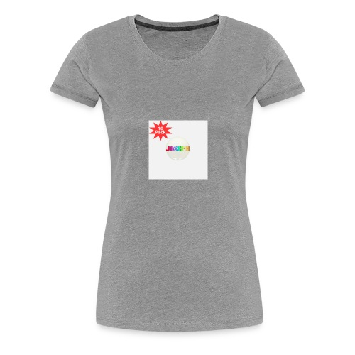 merch is the best - Women's Premium T-Shirt