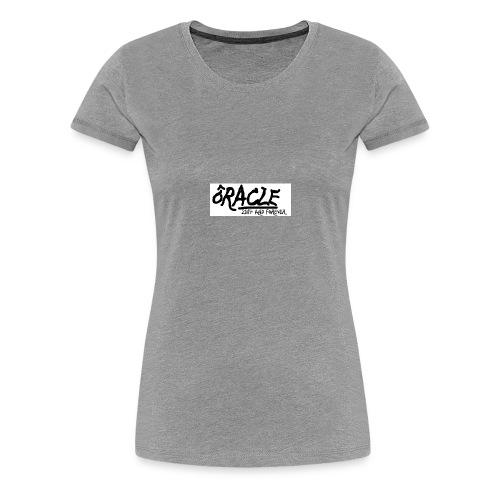 Basic Oracle Tee - Women's Premium T-Shirt