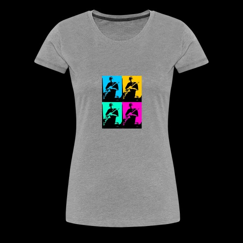 LGBT Support - Women's Premium T-Shirt