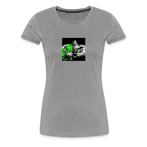 Pakistan's flag - Women's Premium T-Shirt
