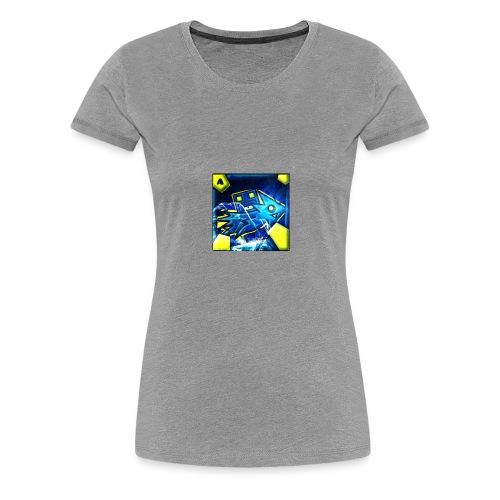 Geomtry Merch - Women's Premium T-Shirt