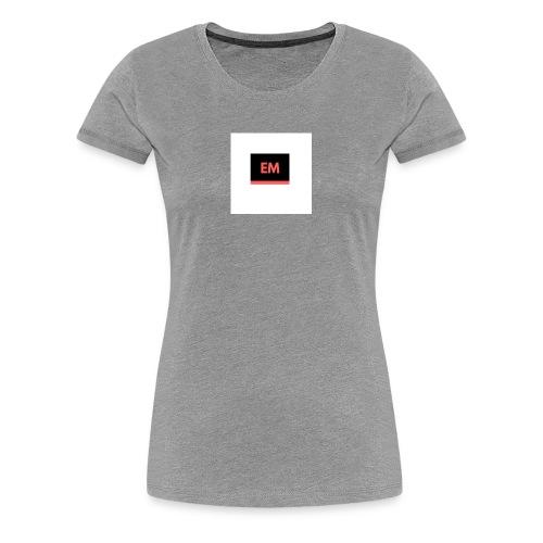 ERICK MERCCH - Women's Premium T-Shirt