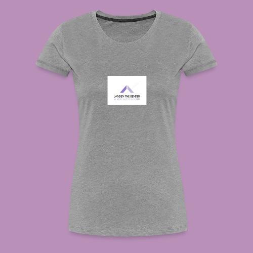 Keep on bending - Women's Premium T-Shirt