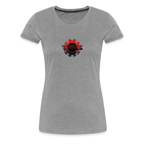 Tragiic Sniping Gaming - Women's Premium T-Shirt