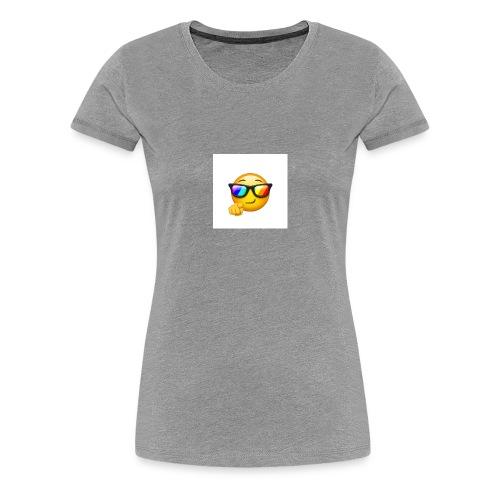 Shadow the gamer - Women's Premium T-Shirt