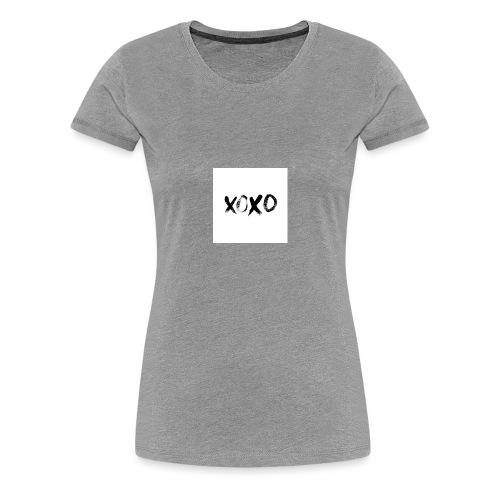 xoxo - Women's Premium T-Shirt