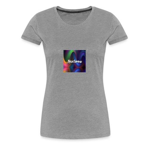 youtube profile picture - Women's Premium T-Shirt