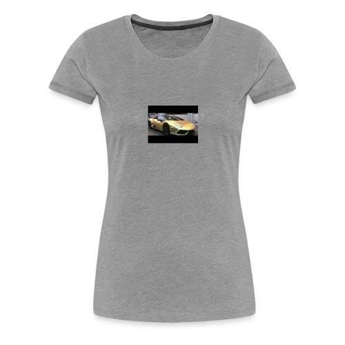 Ima_Gold_Digger - Women's Premium T-Shirt