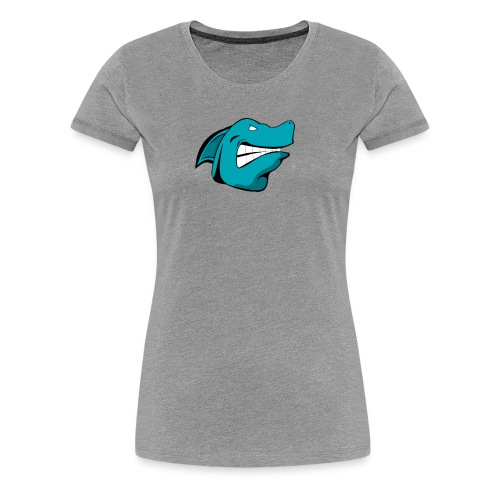 Squishyfisher Logo merch - Women's Premium T-Shirt