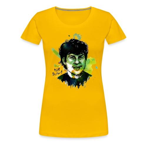 DeHart by Molly Crabapple - Women's Premium T-Shirt