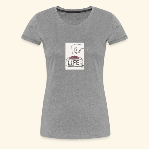 Mood - Women's Premium T-Shirt