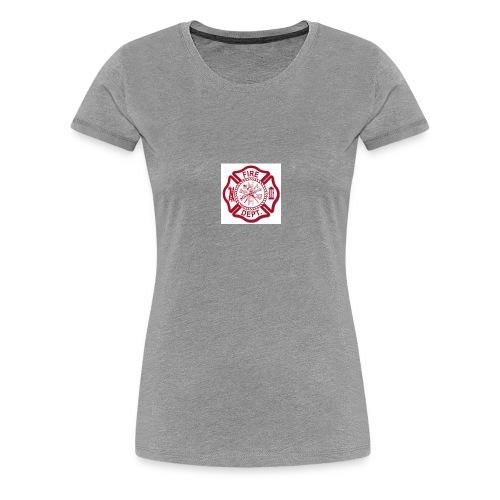 fire dept - Women's Premium T-Shirt