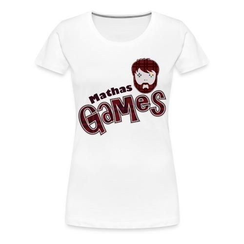 TShirt variant1 png - Women's Premium T-Shirt