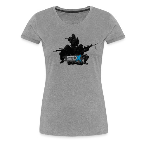 STDx Trio Womens Premium T-Shirt - Women's Premium T-Shirt