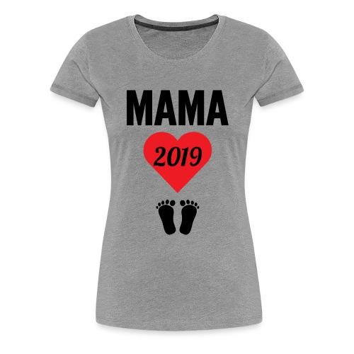 Mama 2019 - Women's Premium T-Shirt