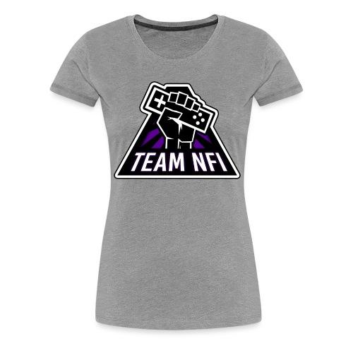 team nfi spreadshirt png - Women's Premium T-Shirt