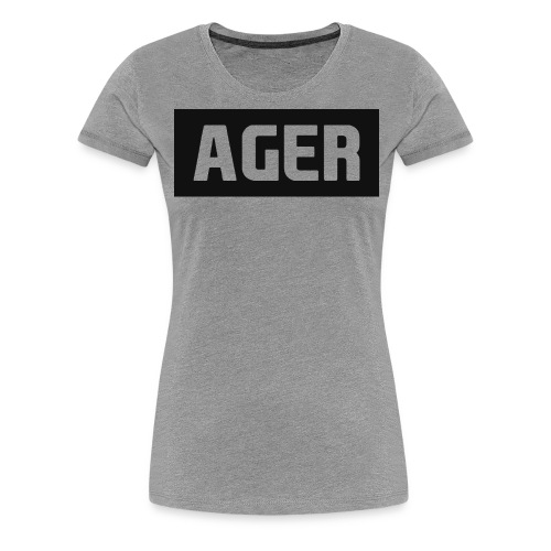 Ager's shirt for men - Women's Premium T-Shirt