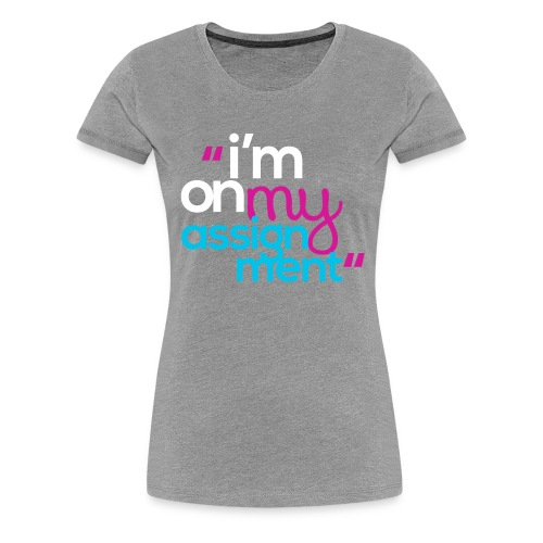 Women IOMA W - Women's Premium T-Shirt