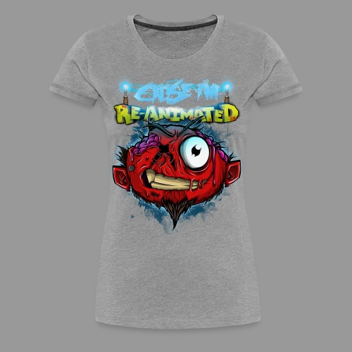 Reanimated Shirt png - Women's Premium T-Shirt
