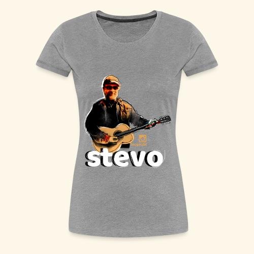 Stevo - Women's Premium T-Shirt