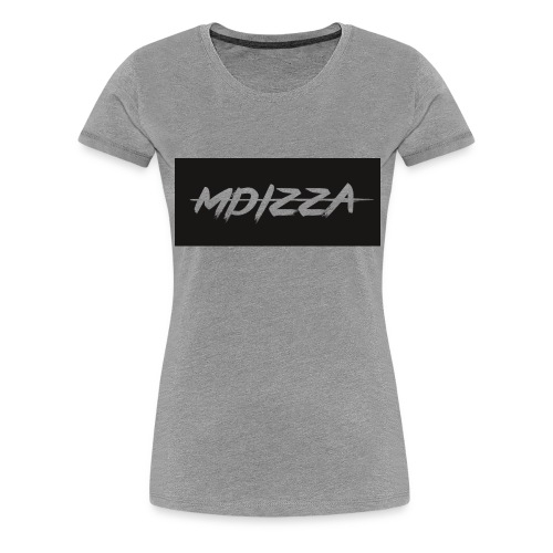 The Official MDizza shirt - Women's Premium T-Shirt