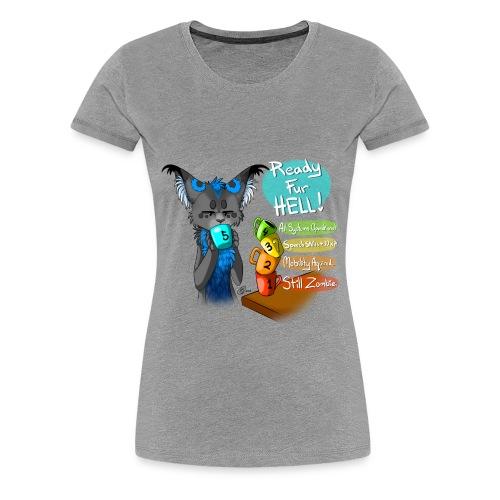 Need Coffee! - Women's Premium T-Shirt