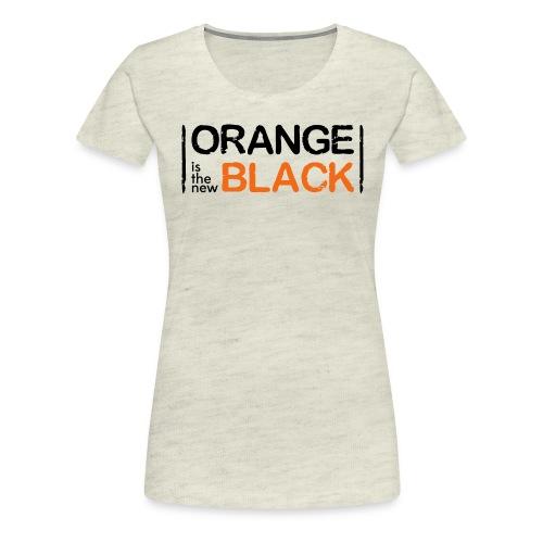 Free Piper, Orange is the New Black Women's - Women's Premium T-Shirt